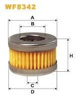Фильтр топливный газ.установки LANDI пр-во WIX-Filtron