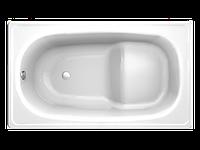 Ванна Koller Pool 105х70E стальная с сиденьем с ножками