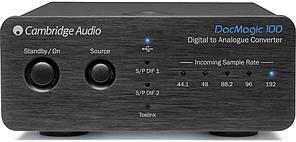 Цап (цифро-аналоговые преобразователи) Cambridge Audio DacMagic 100