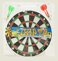 Набор игровой Дартс 1201(279067) с дротиками