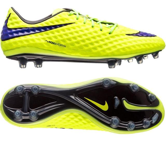 ca2c4e3df34d Бутсы Nike HYPERVENOM PHANTOM FG 599843-758, Салатовые, найк ...