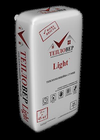 Штукатурка Тепловер Light, фото 2