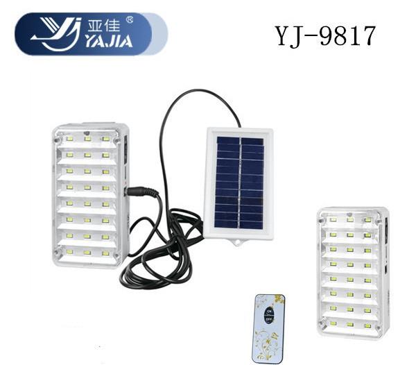 Купить светодиодный фонарь Yajia YJ-9817 в Украине