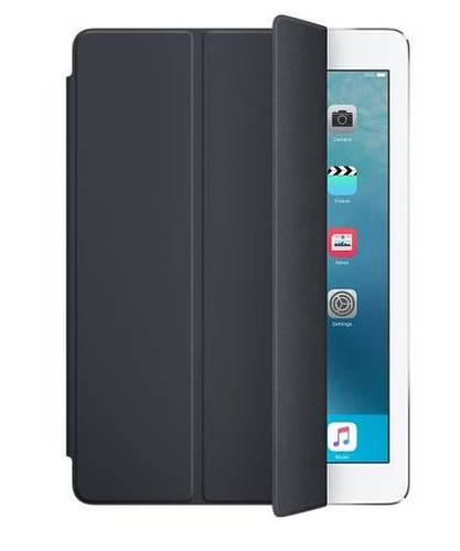 "Мужской полиуретановый чехол Apple Smart Cover для iPad Pro 9.7"" Charcoal Gray MM292ZM/A графит"