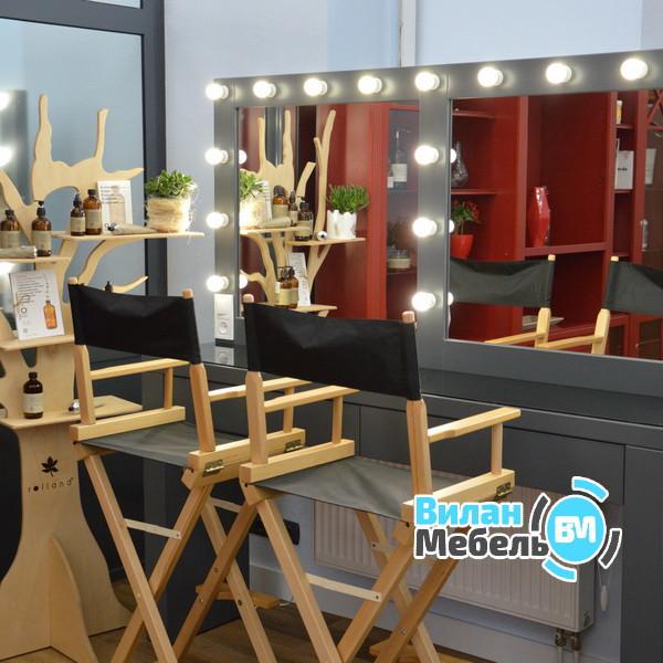 Рабочий стол парикмахера-визажиста