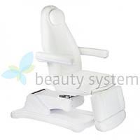 Электрическое косметическое кресло Mazaro BR-6672 белое