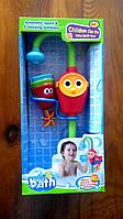 """Игрушка для ванной """"Забавный кран""""  40116"""