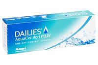 Однодневные линзы Dailies AquaComfort Plus (90 шт.)