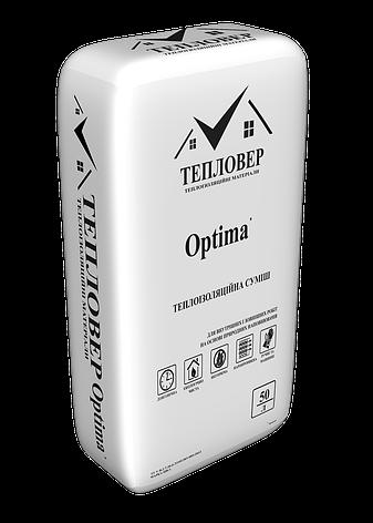Штукатурка Тепловер Optima 50л, фото 2