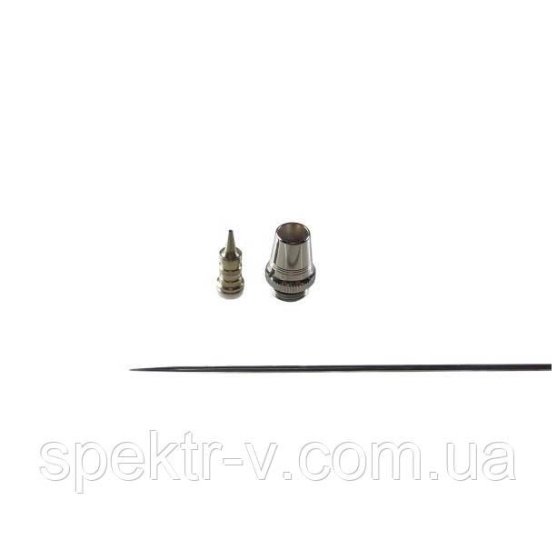 Набор сопло+игла Harder&Steenbeck Nozzle set 0.6 мм