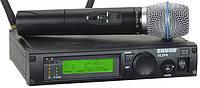 Аренда радиосистемы Shure ULXP24/BETA87 (BETA58)