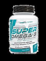 Витамины и минералы TREC SUPER OMEGA-3 60 cap