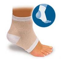 Защитный чулок для пятки с открытым носком-пара