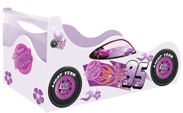 """Кровать машина Тачки Салли купить недорого для девочки в интернет - магазине """"SHOCK CARS""""!"""