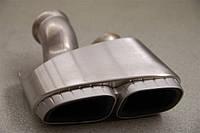 Насадка на выхлопную систему LH (левая) | Porsche Panamera
