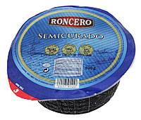 Полувыдержанный твердый сыр Ронсеро семикурадо/RONCERO SEMICURADO  3в1 Коровий-козий-овечий