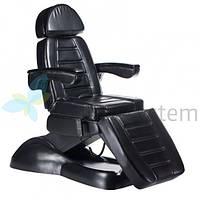 Электрическое косметическое кресло LUX BW-273B черное