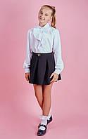 Модная детская блузочка в школу Ликерия