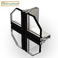 Структурная система остекления FORTE FA50-SKT