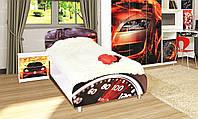 Кровать Мульти Гонки (Світ Меблів ТМ)