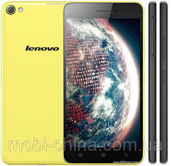 Смартфон Lenovo S60-T 8GB Yellow, фото 2