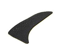 Противоскользящая задняя резинка (под палец) для фотоаппарата Nikon D800 | D800E (с двухсторонним скотчем)