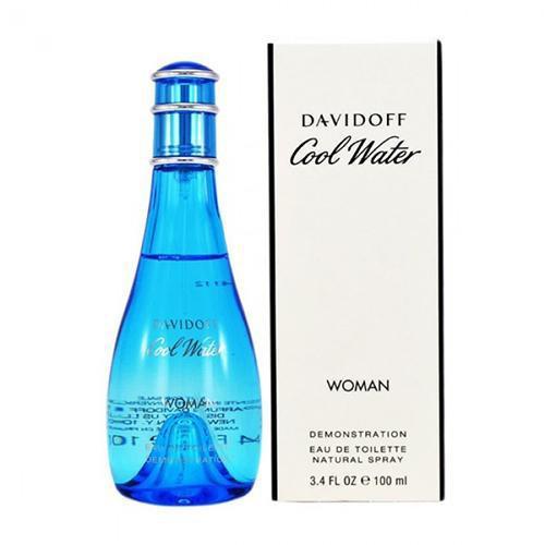 Davidoff Cool Water Women туалетная вода 100 ml. (Тестер Давидофф Кул Ватер Вумен)