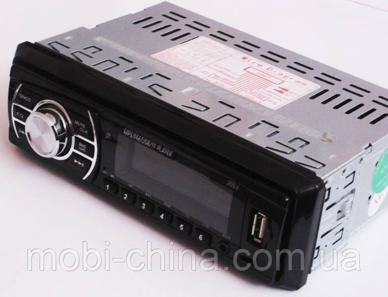 Автомагнитола Pioneer 2053 MP3 SD USB AUX FM