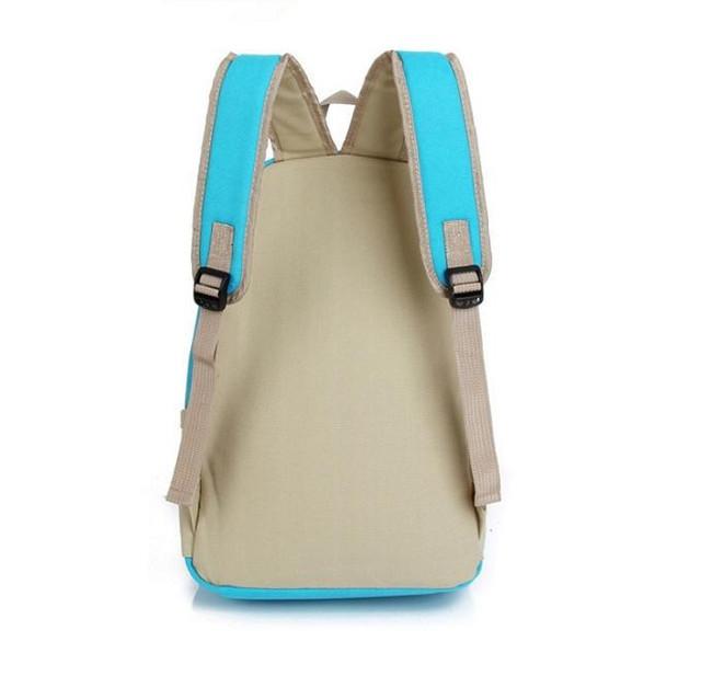 Текстильный городской рюкзак