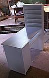 Столик для манікюру з відкритою нішею під стільницею V60, фото 2