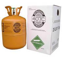 Фреон R-407c (холодоагент R407) 11,3 кг