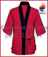 Кимоно для поваров (под заказ от 30 шт.)