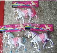 Лошадь-единорог 168AAN флок. 11 3цв