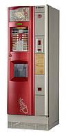Кофейный автомат БУ Saeco Quarzo 500 красный