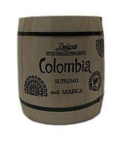 Кофе Deluxe Colomdia Supremo зерно 250 г