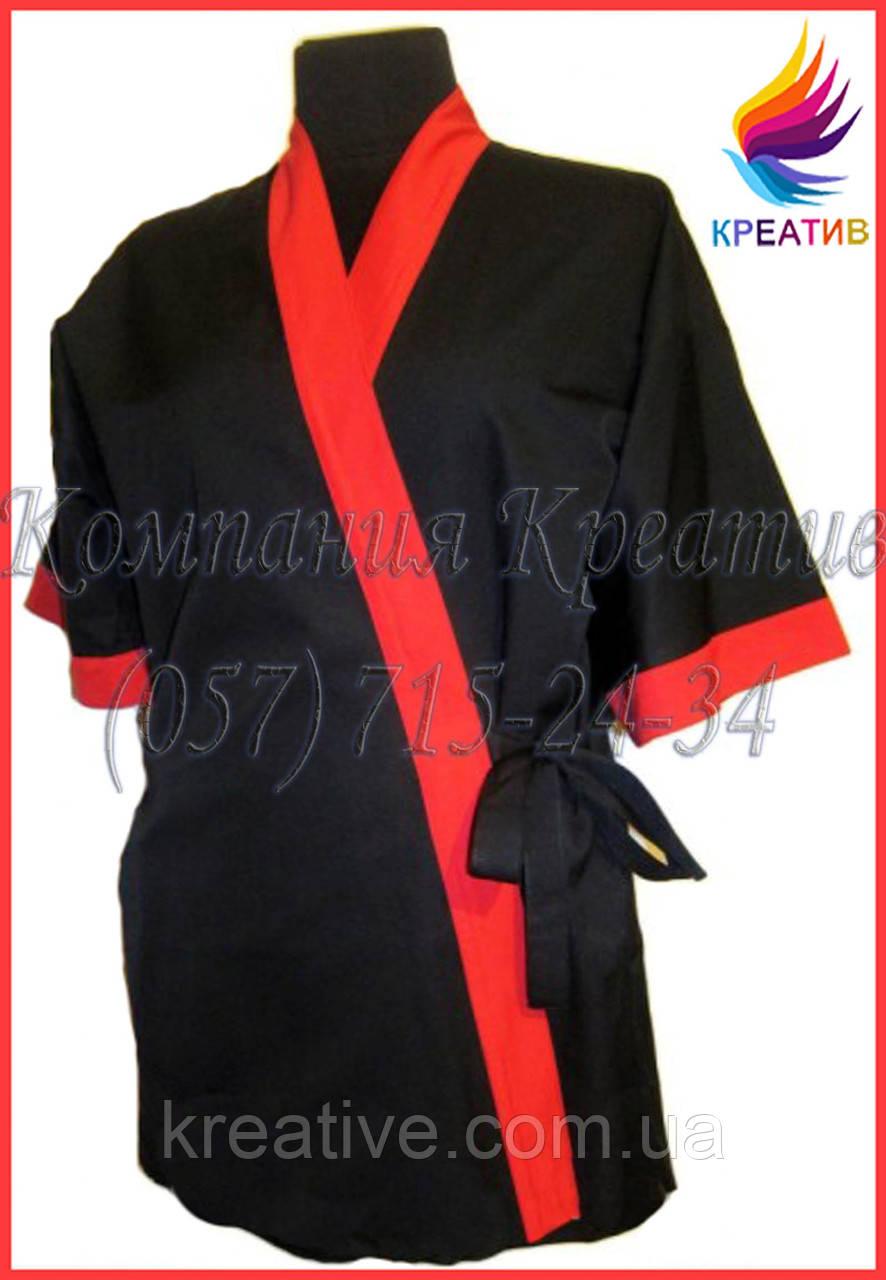 Кимоно для поваров под заказ (от 50 шт.)