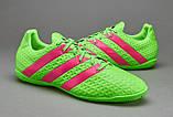 Обувь для зала (футзалки)  Adidas ACE 16.4 IN, фото 2