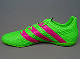Обувь для зала (футзалки)  Adidas ACE 16.4 IN, фото 3