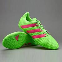 Обувь для зала (футзалки)  Adidas ACE 16.4 IN, фото 1