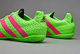 Обувь для зала (футзалки)  Adidas ACE 16.4 IN, фото 6