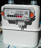 "Счетчик газа мембранный САМГАЗ G 4 RS/2001-2P Dn20 G¾"""