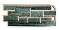 Фасадные панели/Цокольные сайдинговые панели серый