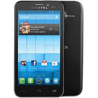 Бронированная защитная пленка для экрана Alcatel One Touch Snap 7025D
