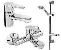 Набор для ванной KFA armatura GRANAT 5521-001-00