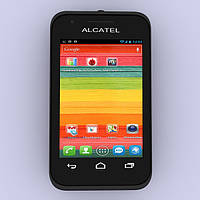 Бронированная защитная пленка для экрана Alcatel ONE TOUCH SPOP 4030/4030D