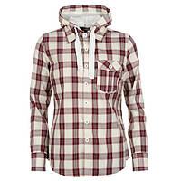 Рубашка женская Horseware Flannel berry