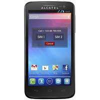 Бронированная защитная пленка для экрана Alcatel One Touch X'Pop 5035/5035D