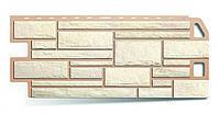 Цокольные панели/Фасадные панели сайдинговые Белый
