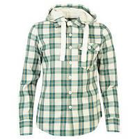 Рубашка женская Horseware Flannel teal