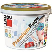 Baumit Premium Fuge затирка для швов - white (белая)